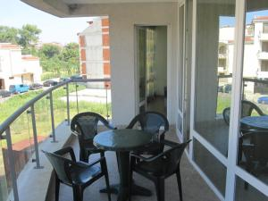 Balkon Sozopol Harmani Beach Apartment
