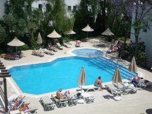 Hotel Atrium, Hotely  Bodrum - big - 67