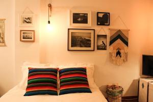 Casa Azul, Апартаменты  Назаре - big - 67