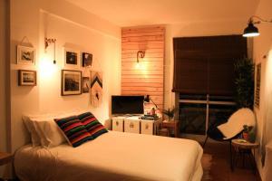 Casa Azul, Апартаменты  Назаре - big - 70
