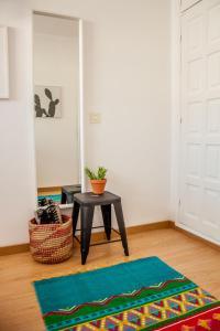 Casa Azul, Апартаменты  Назаре - big - 85