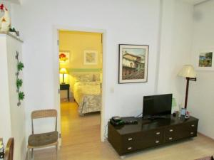 THE Apartment in South Beach Copacabana Residence, Апартаменты  Рио-де-Жанейро - big - 1