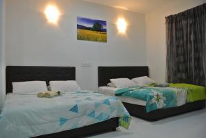 Wave Langkawi Inn, Мини-гостиницы  Кампунг-Паданг-Масират - big - 11