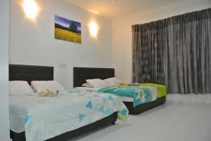 Wave Langkawi Inn, Penziony – hostince  Kampung Padang Masirat - big - 10