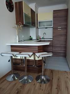 Denitsa Apartment, Apartmanhotelek  Borovec - big - 2