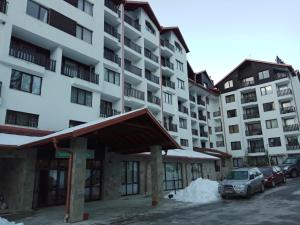 Denitsa Apartment, Apartmanhotelek  Borovec - big - 1