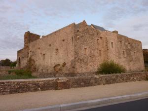 Gîtes de la Mer - Mer et Soleil, Case vacanze  Hauteville-sur-Mer - big - 19