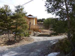 Chalet Le Villard, Horské chaty  Enchastrayes - big - 26