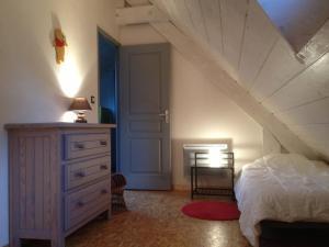 Gîtes de la Mer - Mer et Soleil, Case vacanze  Hauteville-sur-Mer - big - 6