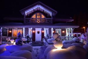 Загородный отель Зимняя Сказка, Раздолье