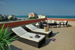 Hotel Riviera, Hotel  Misano Adriatico - big - 40
