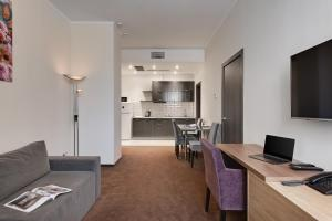 Отель Twin Apart - фото 5
