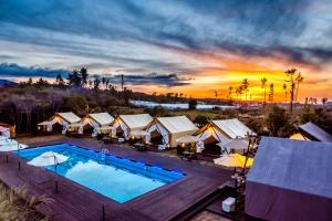 Ecohill Glamping Jeju, Luxury tents  Jeju - big - 2