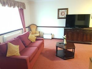 Best Western Rockingham Forest Hotel, Отели  Корби - big - 8