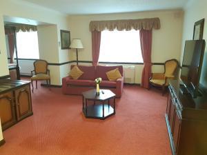 Best Western Rockingham Forest Hotel, Отели  Корби - big - 11