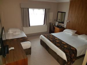 Best Western Rockingham Forest Hotel, Отели  Корби - big - 13