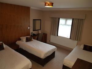 Best Western Rockingham Forest Hotel, Отели  Корби - big - 14