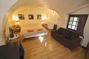 Bourg d'Oisans Studio, Horské chaty  Le Bourg-d'Oisans - big - 1