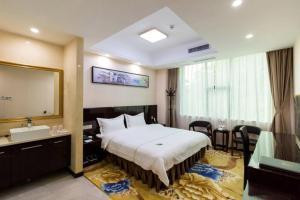 Guangzhou Nanyue Xilaiwu Hotel, Szállodák  Kanton - big - 9