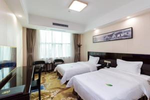 Guangzhou Nanyue Xilaiwu Hotel, Szállodák  Kanton - big - 8