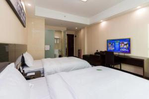 Guangzhou Nanyue Xilaiwu Hotel, Szállodák  Kanton - big - 22