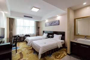 Guangzhou Nanyue Xilaiwu Hotel, Szállodák  Kanton - big - 7