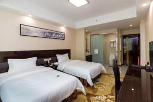 Guangzhou Nanyue Xilaiwu Hotel, Szállodák  Kanton - big - 21