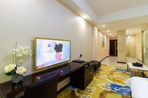Guangzhou Nanyue Xilaiwu Hotel, Szállodák  Kanton - big - 6