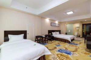 Guangzhou Nanyue Xilaiwu Hotel, Szállodák  Kanton - big - 17