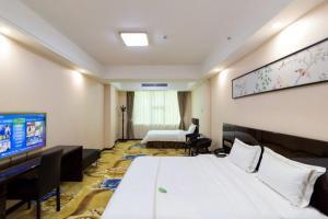Guangzhou Nanyue Xilaiwu Hotel, Szállodák  Kanton - big - 16