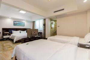 Guangzhou Nanyue Xilaiwu Hotel, Szállodák  Kanton - big - 5