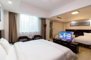 Guangzhou Nanyue Xilaiwu Hotel, Szállodák  Kanton - big - 4
