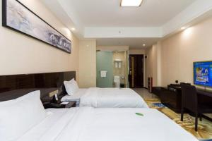 Guangzhou Nanyue Xilaiwu Hotel, Szállodák  Kanton - big - 13