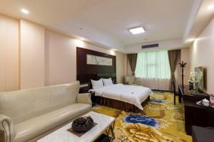 Guangzhou Nanyue Xilaiwu Hotel, Szállodák  Kanton - big - 12