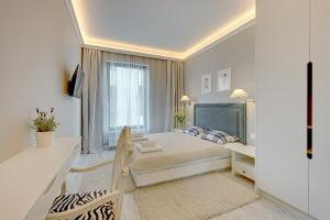 Blue Mandarin Riverside, Apartmány  Gdaňsk - big - 40