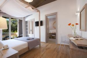 Agrikies Villas, Vily  Lefkada Town - big - 9