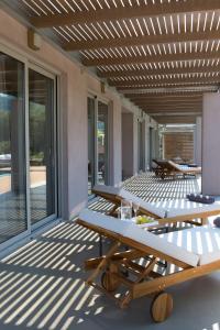Agrikies Villas, Vily  Lefkada Town - big - 2