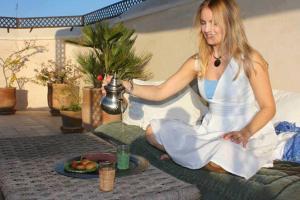 Riad Desert Camel, Hotels  Merzouga - big - 36