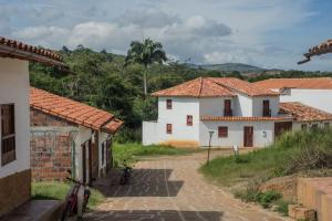 Casa Lanu Hostal, Pensionen  Barichara - big - 35