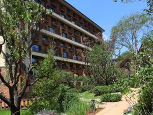 The Modern Holiday Villa Beijing Gubeikou Branch, Apartments  Miyun - big - 62