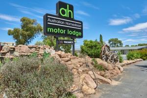Australian Homestead Motor Lodge