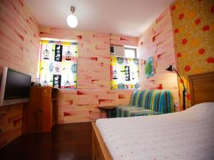 Sha Feng Lu Dian, Bed and Breakfasts  Magong - big - 12