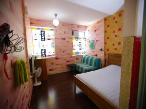 Sha Feng Lu Dian, Bed and Breakfasts  Magong - big - 13