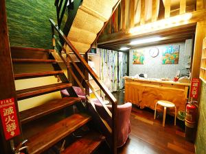Sha Feng Lu Dian, Bed and Breakfasts  Magong - big - 22