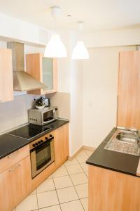 City Elite Apartments, Appartamenti  Budapest - big - 57