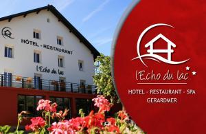 obrázek - Hotel Restaurant L Echo du Lac