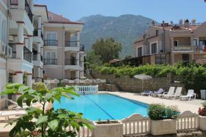Azelya Apartment 02, Ferienwohnungen  Oludeniz - big - 8