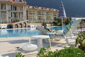 Pinara Apartments 15, Appartamenti  Ölüdeniz - big - 6