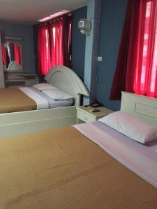 Paradise House, Apartmánové hotely  Bangkok - big - 8