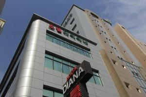 Сеул - Gwangmyeong Diana Hotel